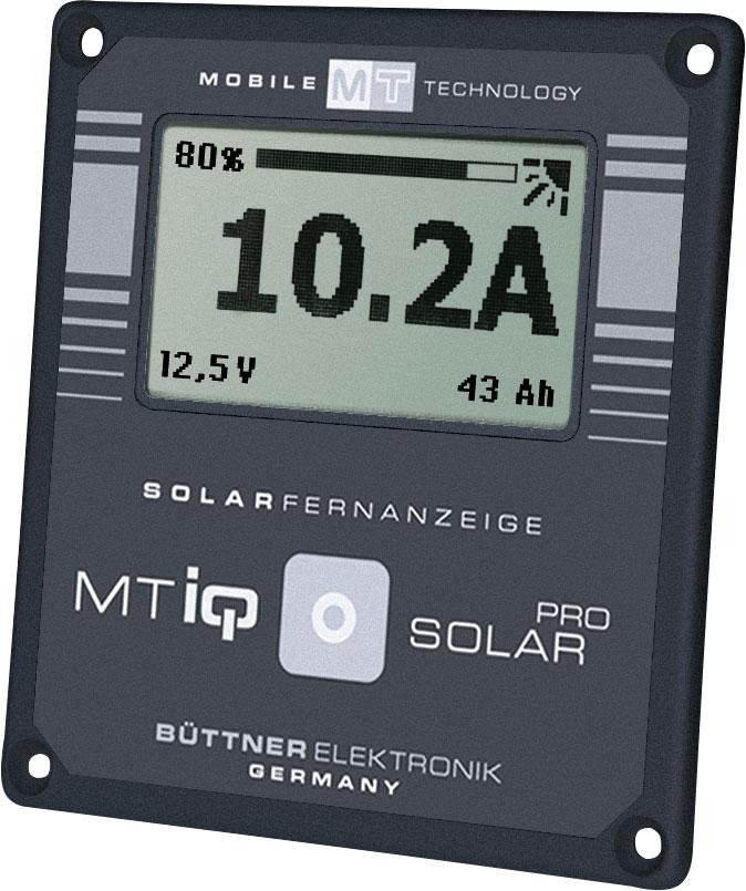 Büttner Solarfernanzeige MT IQ Solar Pro | 04260397963241