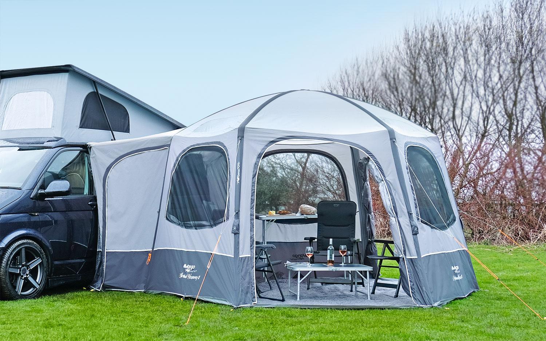 vango airbeam busvorzelt hexaway ii low 05023519017029. Black Bedroom Furniture Sets. Home Design Ideas