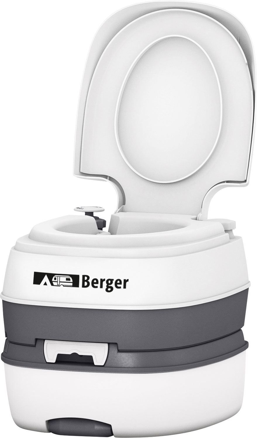 Berger Campingtoilette Mobil WC Deluxe | 14.03.19