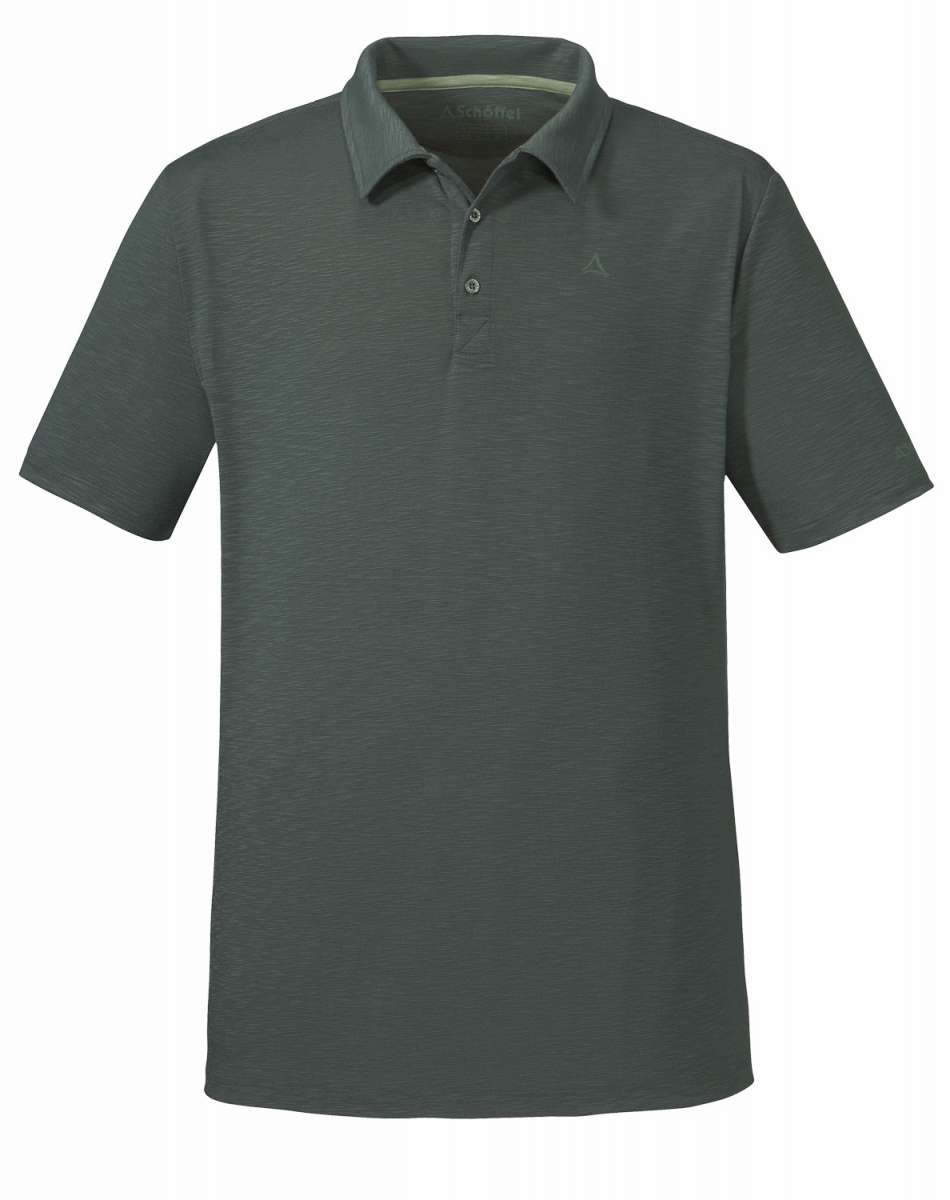 Schöffel Poloshirt Izmir 1   04060647671328
