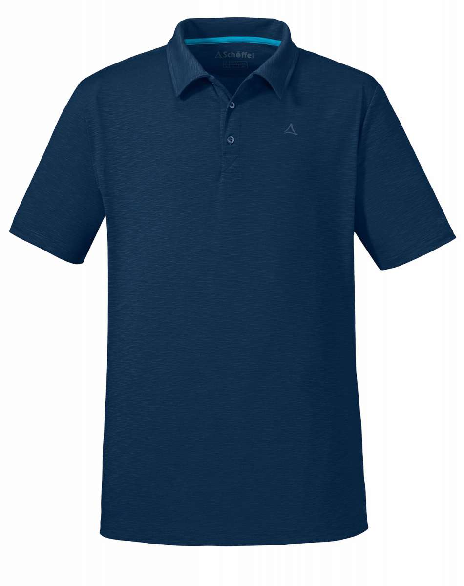 Schöffel Poloshirt Izmir 1   04060647478354