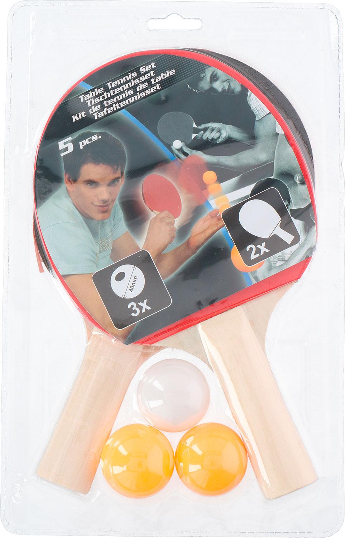 Tischtennis-Set 5-teilig