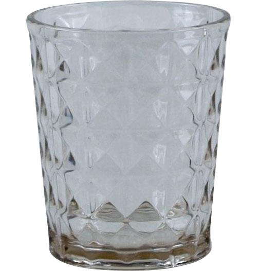 Gimex Stone Line Trinkgläser Set 480 ml 2-tlg. Kristallklar