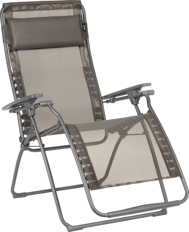 Lafuma Futura Relaxsessel Ocean Strandliege Gartenliege Campingliege Stuhl