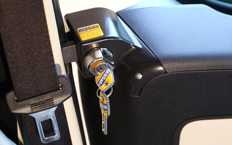 HEOSystem Set mit Zusatzschloss Carado, SunLight, Etrusco, Glücksmobil bis 2019 für Fiat Ducato 250 / 290