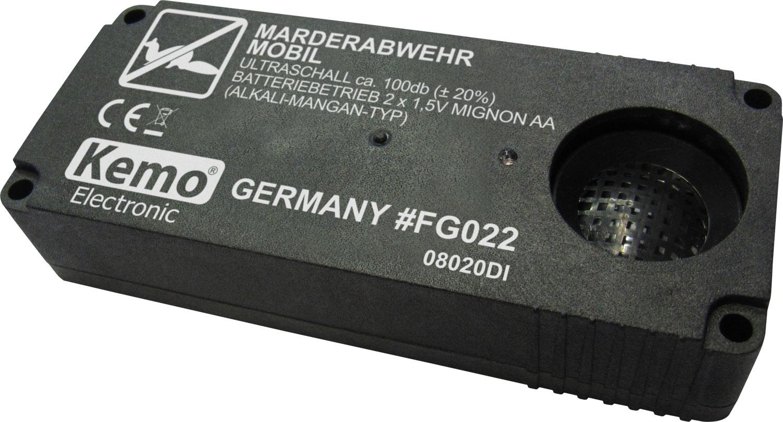 Kemo Mobil FG022 Ultraschall-Marderabwehr