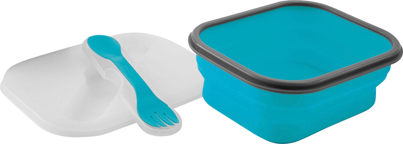 Brunner Snack Box M Foldaway Faltbox 1l blau