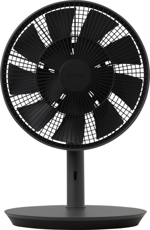 Balmuda Green Fan Tischventilator / Standventilator schwarz