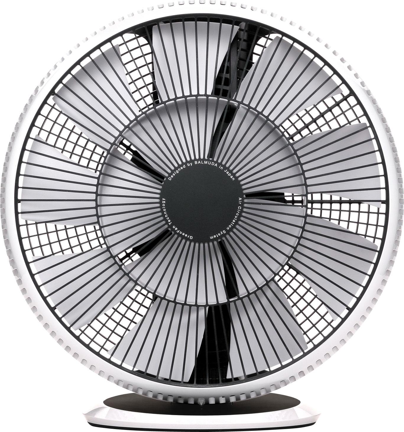 Balmuda Green Fan Cirq Luftzirkulierer / Tischventilator