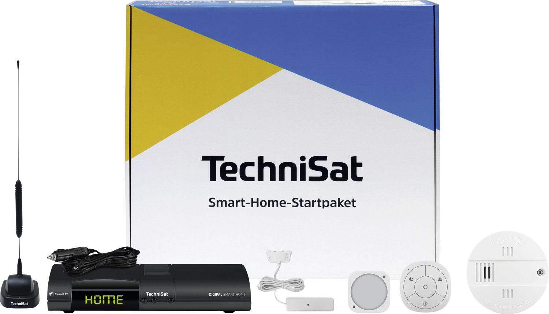 TechniSat Sicherheit Smart-Home-Startpaket Warnmeldesystem inkl. DigiPal Zentraleinheit / Receiver