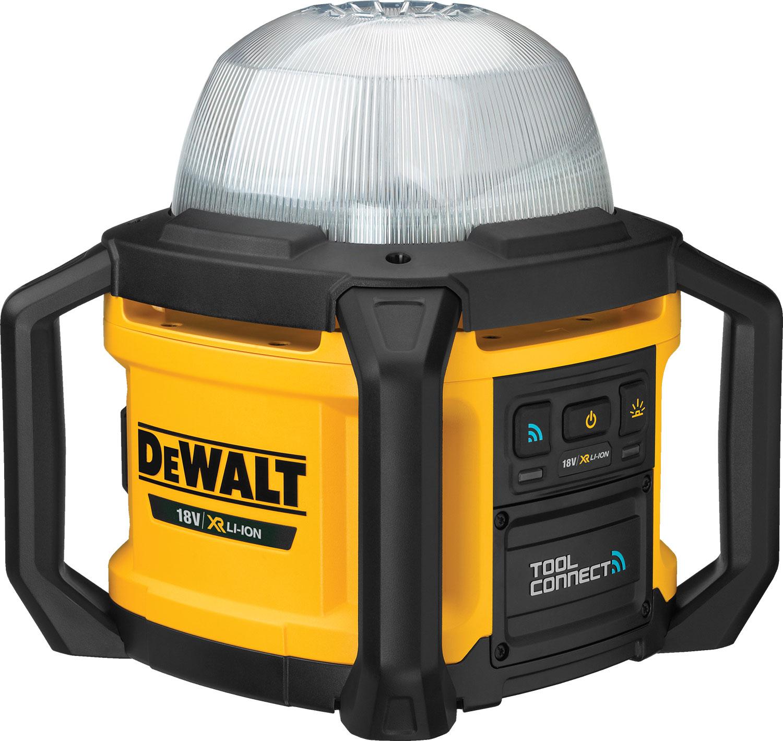 DeWalt DCL074 XJ LED Akku Baustellenleuchte 18 V (ohne Akku)