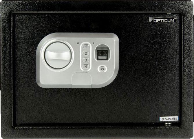 Opticum AX Eclipse Safe mit Fingerabdruckschloss