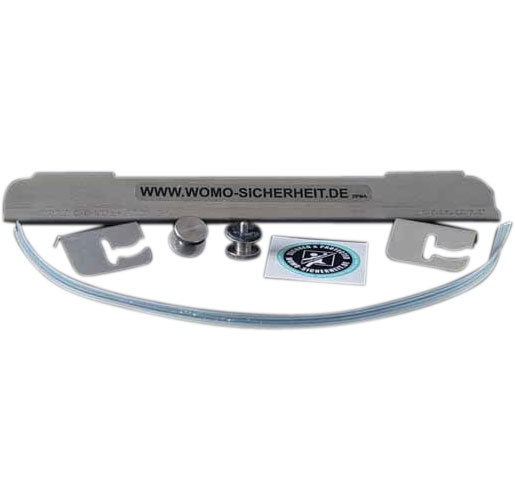 Sicherheitsprofil Seitz S4 / S5 800 mm