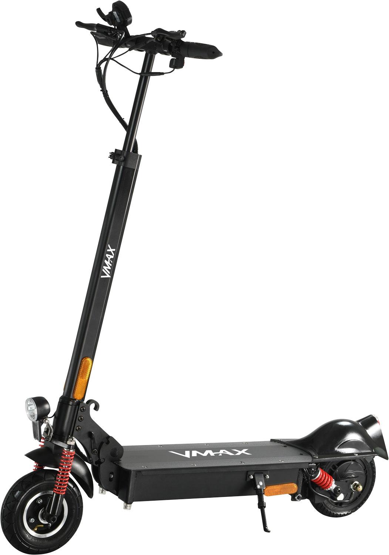 VMAX R20 KommCruise Pro-S klappbarer E-Scooter / Elektroroller mit Straßenzulassung