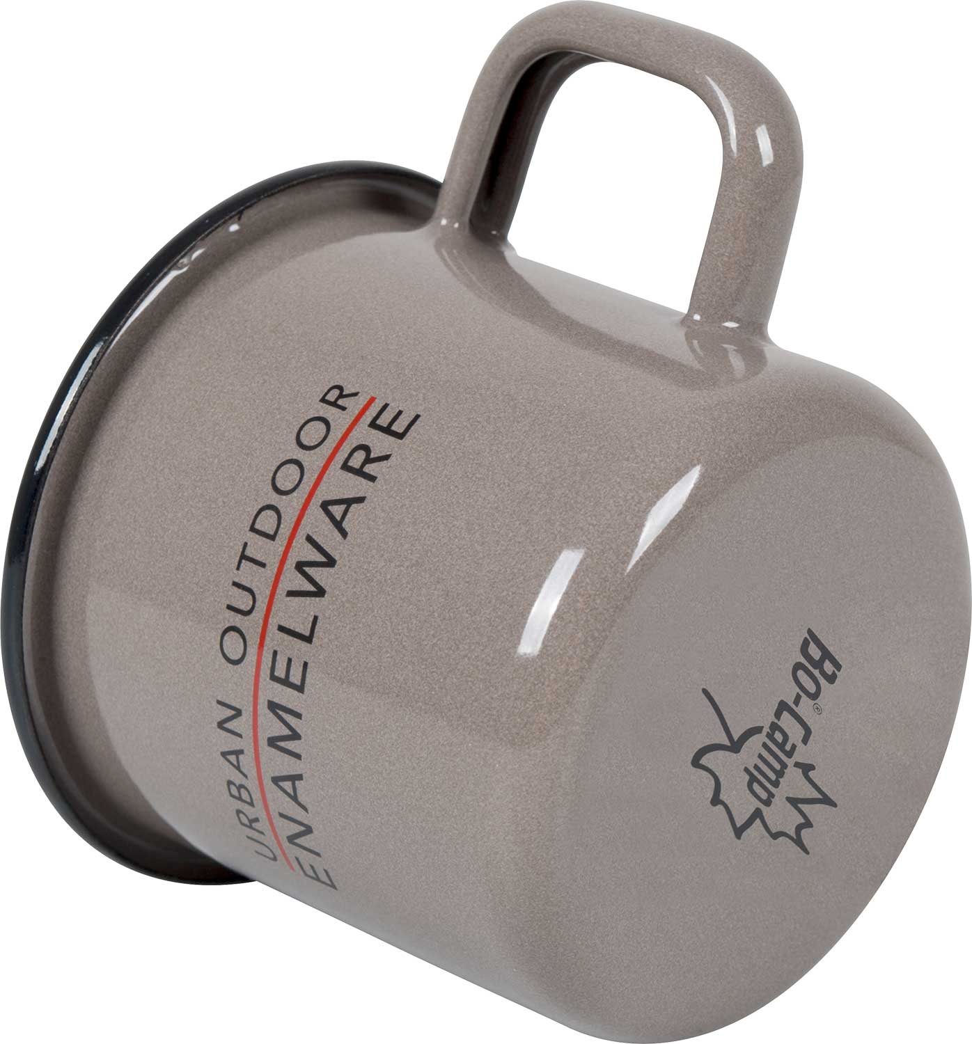 Bo-Camp Urban Outdoor Emaille Becher 400 ml