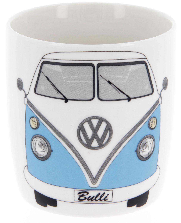 VW Collection T1 Bulli Kaffeetasse 370 ml blau