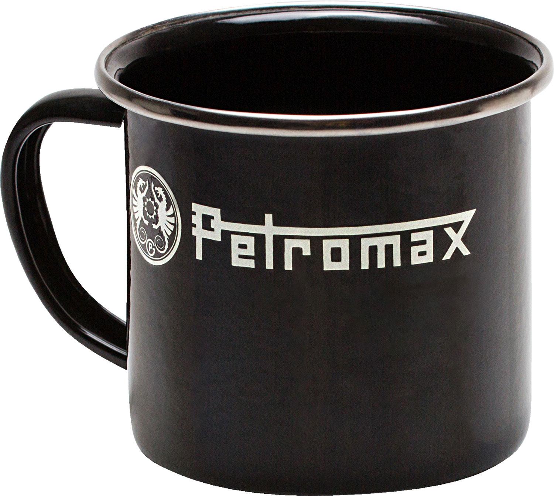 Petromax Emaille Becher 370 ml Schwarz