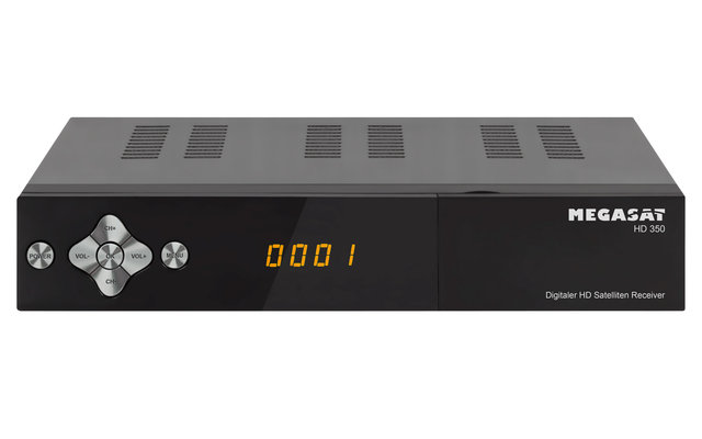 HD Satelliten Receiver HD350