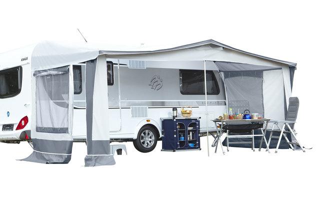 berger reisevorzelt wohnwagen fritz berger campingbedarf. Black Bedroom Furniture Sets. Home Design Ideas